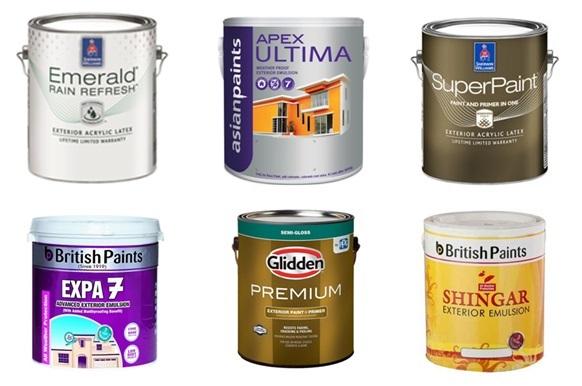 Best Exterior Emulsion Paints