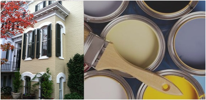 Exterior Wall Paint Selection , Exterior Wall Paint