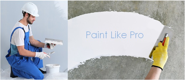 How To Paint Interior Walls Procedure , Interior Wall Paint DIY Project
