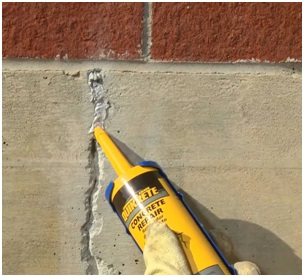 How To Seal Exterior Wall Cracks