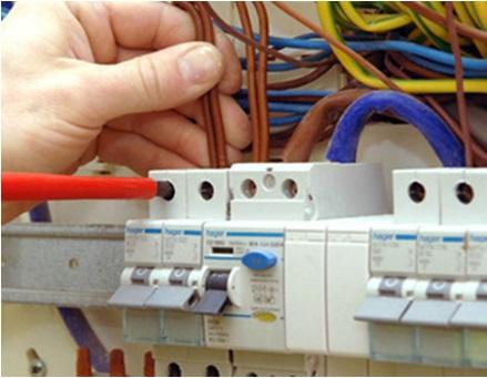 Interior Electrical Wiring , Home Improvement work