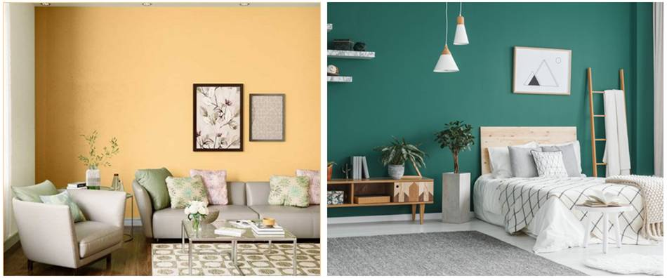 Interior Wall Paint Guide , Home Improvement , Wall Painting