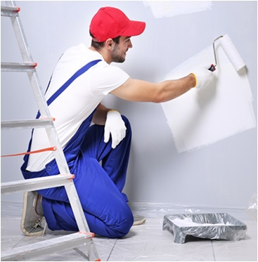 Learn how To Paint Internal Walls , Wall Paint Procedure