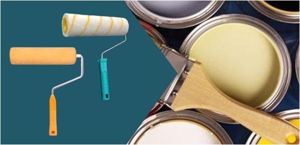 Paint Roller Brush , Paint Brush Types