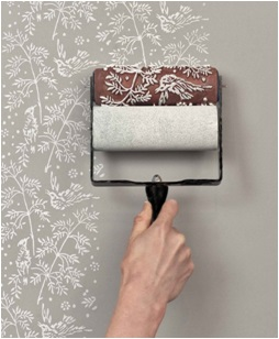 Pattern Rollers , Decorative Paint Rollers