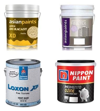 Texture Paints Products