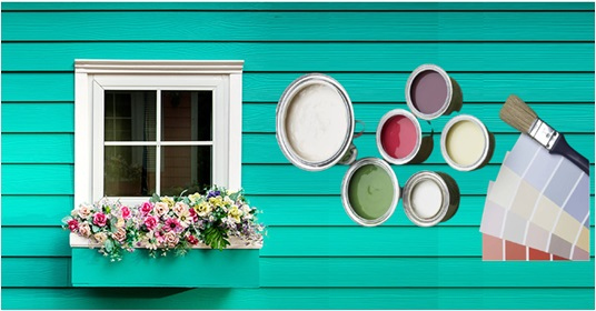 Types Of Exterior Wall Paints Guide