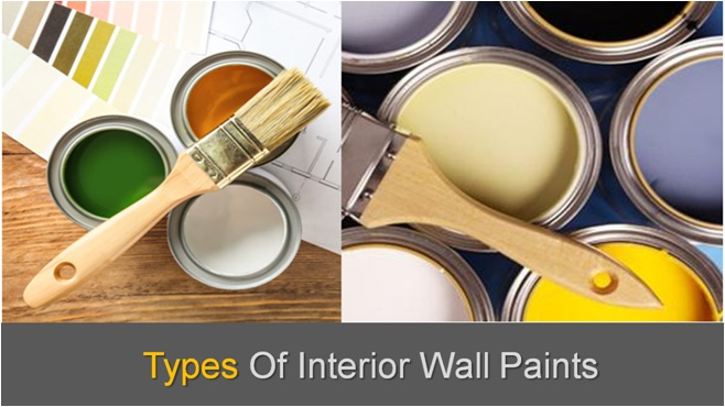 Types Of Interior Wall Paints Explained