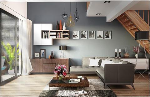 Application Of Contrast In Interior Design