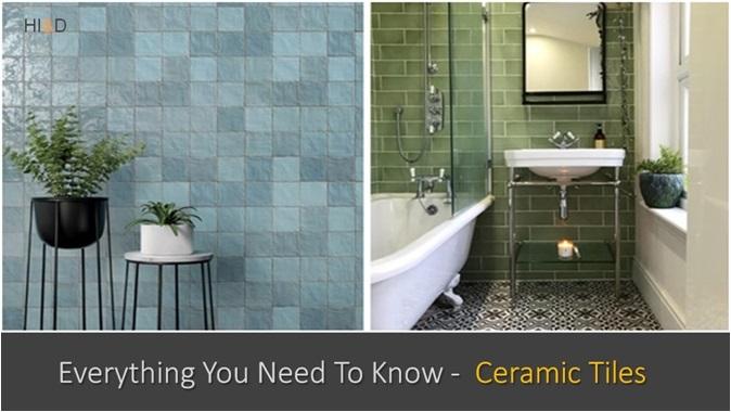 Ceramic Tiles Complete Details