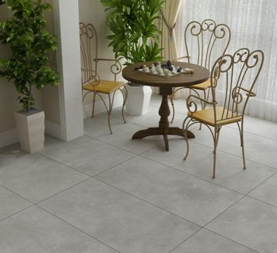 Glazed Vitrified Tile Flooring , Types Of Vitrified Tiles