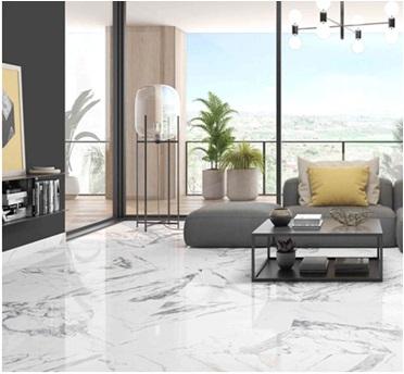 Glazed Vitrified Tiles Floor