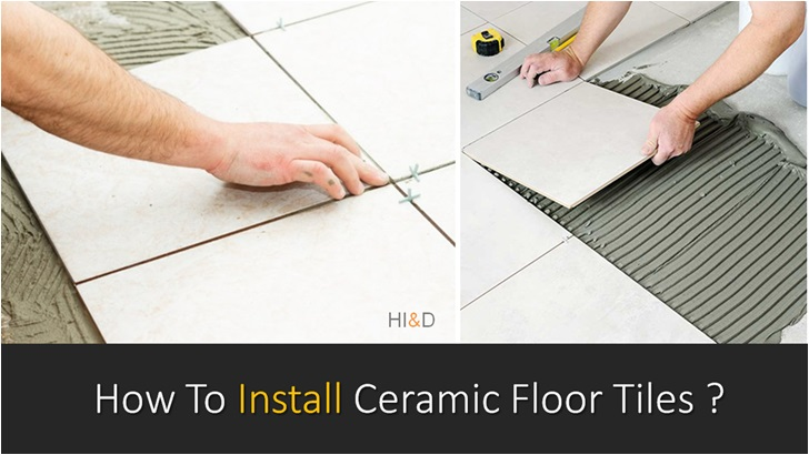 How To Install Ceramic Tiles On Concrete Floor Step By Step Guide