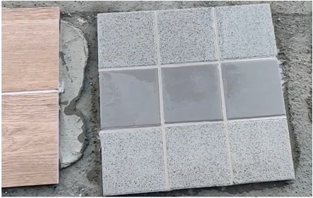 How To Seal The Tile Joints With Grout