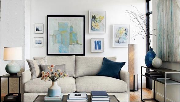 Principle Of Asymmetrical Balance In Interior Design