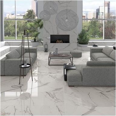 What Is Polished Glazed Vitrified Tile