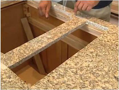 Countertop Installation Kitchen Renovation