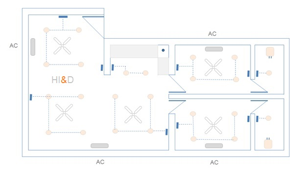 House Electrical Wiring Layout