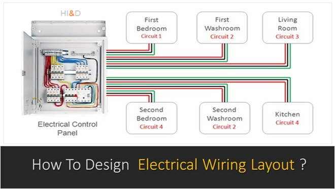 How To Design Electrical Wiring Layout