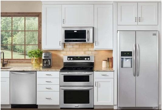 Installation Of Kitchen Gadgets