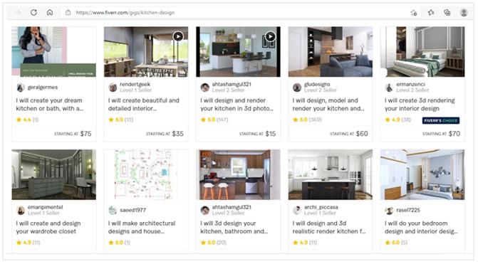 Kitchen Remodel Design Services Online