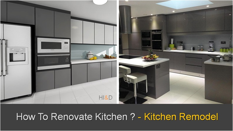 Kitchen Remodeling Complete Guide
