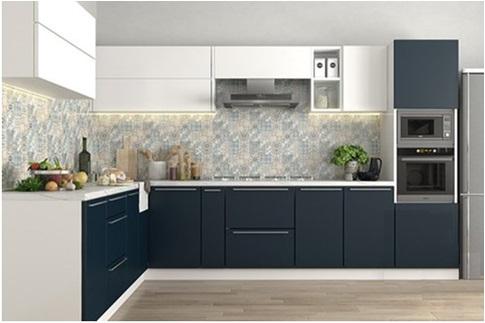 Modular Kitchen Design After Kitchen Renovation