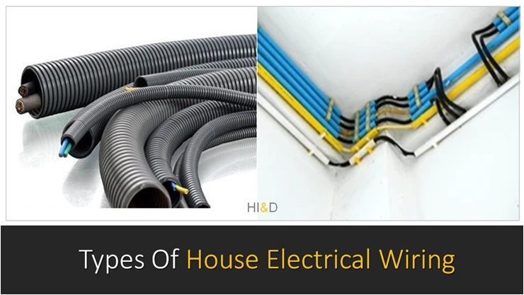 Types Of House Electrical Wiring , Basics Of House Electrical Wiring