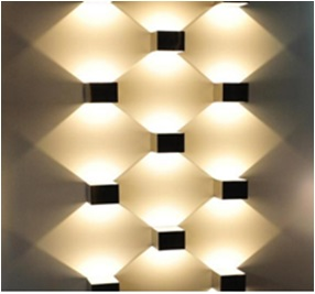 Accent Lighting On Wall