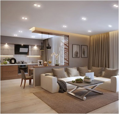 Ambient Lighting In Living Room
