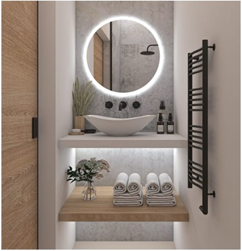 Accent Lights For Washroom Area