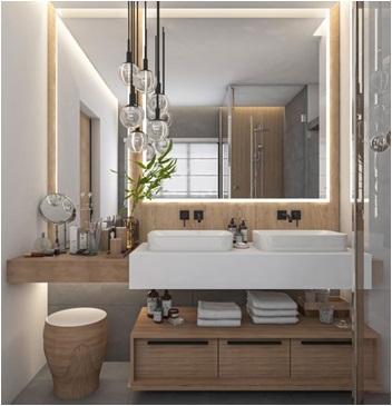 Accent Lights For Washroom