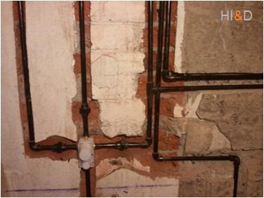 Bathroom Plumbing Pipe Layout