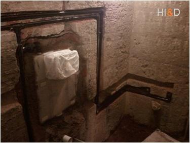 Bathroom Plumbing Work