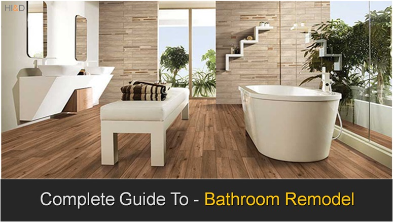 Bathroom Remodel , Bathroom Remodel Complete DIY Guide