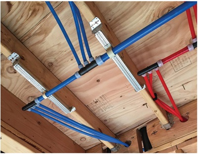 PEX Pipes For Bathroom Plumbing