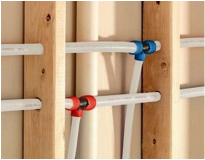 PEX Pipes For House Plumbing